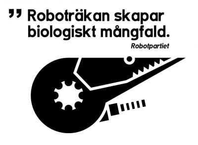 Roboträkan