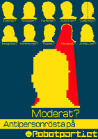 Antipersonrösta på Moderat