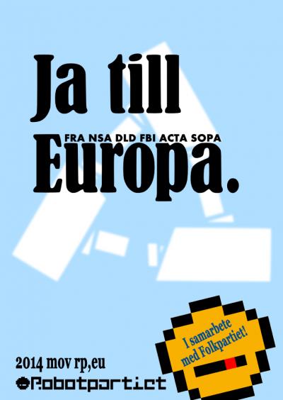 Ja till Europa