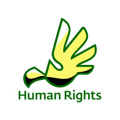 Human rights/Freedom rights project logo