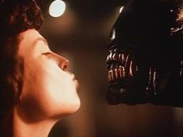 Sigourney Weaver eller Annie Lööf och Alien eller Annie Lööf