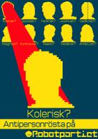 Antipersonrösta på Kolerisk